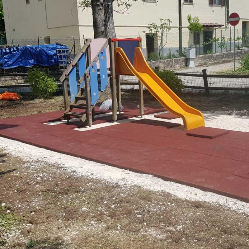 Soft Play-  Parco Giochi